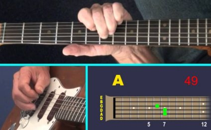 44 Blues - Guitar Lesson with
