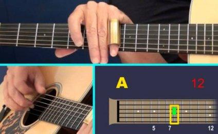 A 12 Bar Blues Slide Guitar