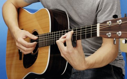 Acoustic Guitar Lessons: