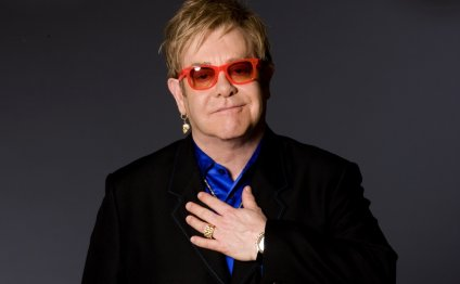 Elton John s Son Begins Taking