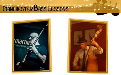 Bass Guitar and Double Bass