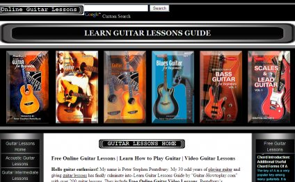 I trust this Guitar Lessons