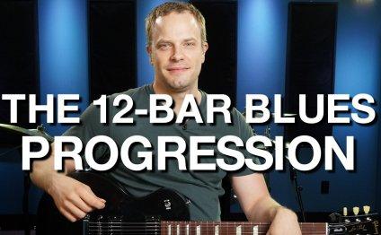 The 12-Bar Blues Progression