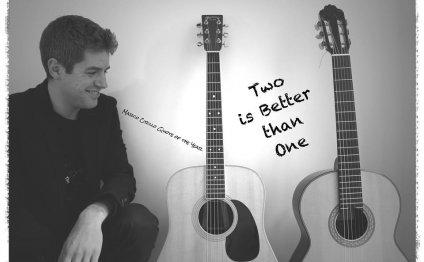Guitar Lesson in Baker Street