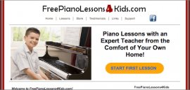 Free Piano Lessons 4 Kids Main