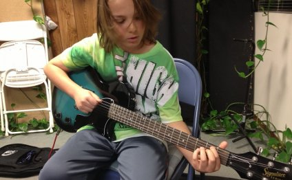 Electric Blues Guitar Lessons