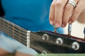 Image titled Rapidly Learn to Play the Acoustic Guitar Yourself Step 3