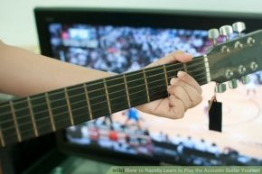 Image titled Rapidly Learn to Play the Acoustic Guitar Yourself Step 6