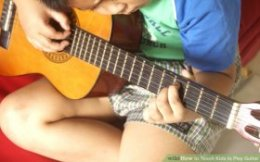 Image titled Teach Kids to Play Guitar Step 6