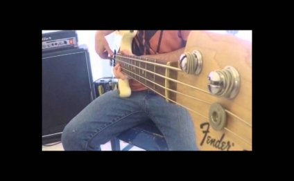 Can t stop Bass lessons?