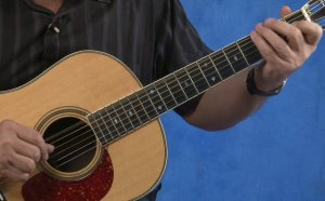 Acoustic Blues Guitar Lessons for Beginners