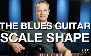Easy Blues Guitar Lessons