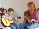 First acoustic Guitar lessons