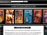 Lessons Guitar chords