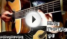 Acoustic Guitar Lesson - Beatles Blackbird - Mr Big To Be