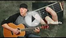 Acoustic guitar song lesson learn Eagles New Kid In Town