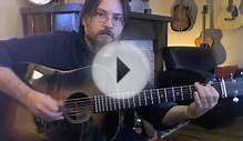 Bluegrass Guitar Lessons: G Position #4 Sample Runs.m4v
