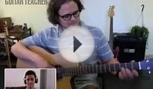 Dean Wiers-Windemuller Gives Guitar Lessons in Grand Rapids