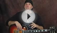 Delta Chicago Blues & Slide guitar lessons dvd preview