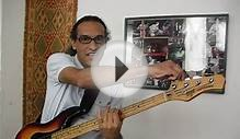Electric Bass Lesson 1: Tunning