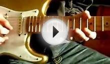 Electric Guitar Lessons for Beginners - Basic Rhythm