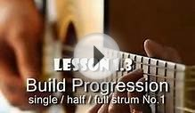 How to Play Acoustic Guitar Lesson for Beginners Video