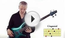 How To Play Two Octave Arpeggios - Bass Lessons Online (L#56)