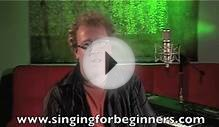 Singing Lessons at Singing for Beginners Online