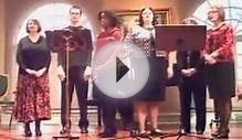 We Wish You A Merry Christmas - Atlanta Voice Lessons Singers